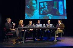 Rusland Ontvriend, debatavond in De Balie, A'dam 7 / 12 /13