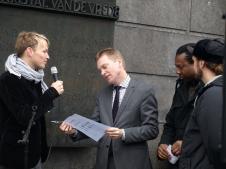 Een van mijn eerste voorstellen in de Groninger gemeenteraad was het initiatiefvoorstel 'Een plek voor jongeren', november 2011