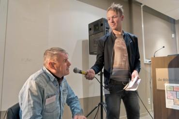 Tijdens Diversity Day '13 leidde ik het rondetafelgesprek. Thomas von der Dunk was één van de gasten.
