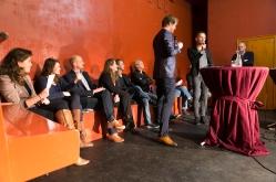 Gronings debat over mensenhandel, februari '14.
