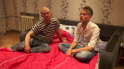 Interview met vriend Sergey Alexeenko van House Of Equality in Moermansk.